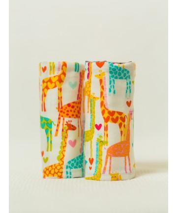 Teething Pads ISARA Giraffix