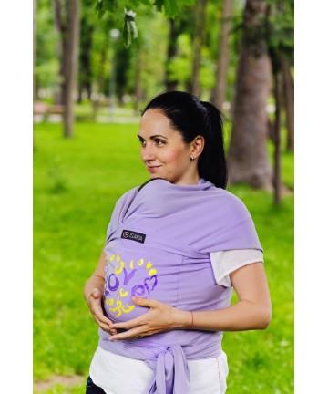 Baby stretchy wrap ISARA baby love