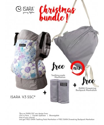 ISARA Christmas Bundle Bloomingdale toddler size
