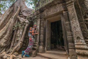 Colombia. Angkor Wat